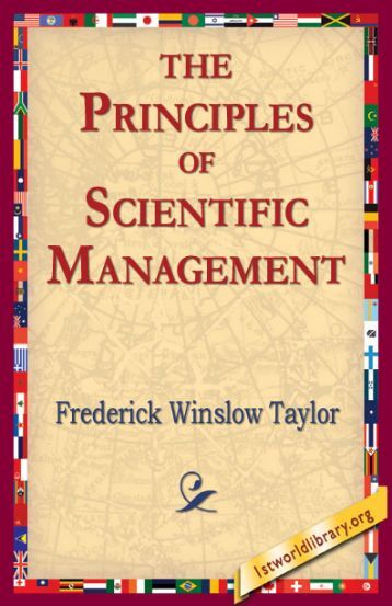 The Principles Of Scientific Management - 1stWorldPublishing.com