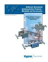 Anderson Greenwood Instrumentation Products ... - Askalon