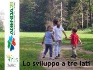Lo sviluppo a tre lati - Agenda 21 Est Ticino