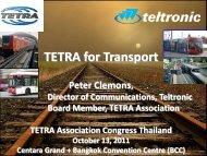 Peter Clemons - tetra