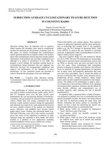 author guidelines for iwvdvt 2005 proceedings ... - M. Javad Omidi