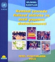 DSÖ Kentsel çevrede fiziksel aktivite ve aktif yaşamın desteklenmesi ...