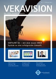 Download als PDF - VEKA AG