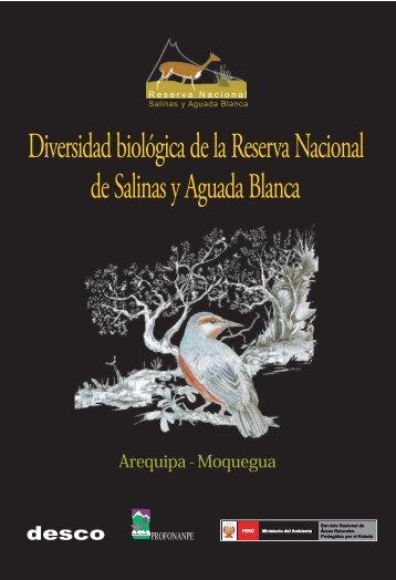 EN LA RESERVA NACIONAL DE SALINAS Y AGUADA ... - Desco