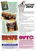 January 2012 Issue - Billericay Town Council - Page 3