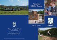 Prospectus - Somerset Learning Platform