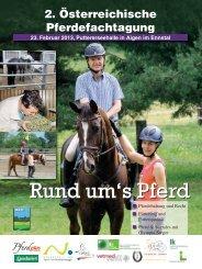 Rund um's Pferd Rund um's Pferd - Pferdplus