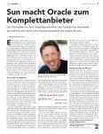Oracle kauft sich die Java Hoheit Die digitale Personalakte - Seite 4