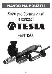 Produktový manuál - eBerry.cz