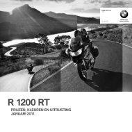 Prijslijst R 1200 RT - Motor Houtrust