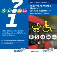 pdf, 0,6 MB - traffiQ - das Mobilitätsportal für Frankfurt am Main