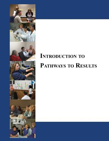 introduction to pathways to results - OCCRL - University of Illinois at ...