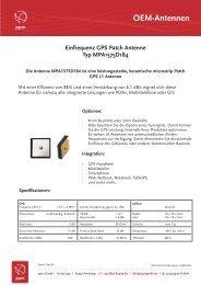 Maxtena MPA-184 - ppm GmbH