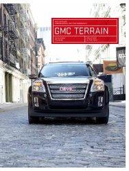Terrain Brochure - GMC