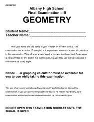 Geo I Final Exam B.pdf