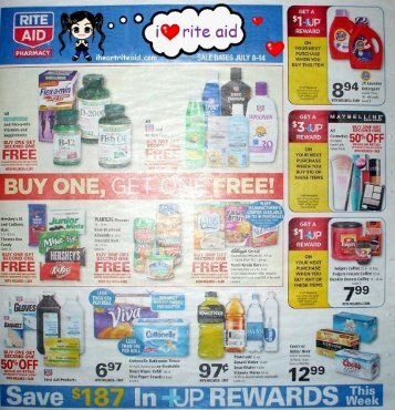 i heart rite aid: 07/08 - 07/14 ad