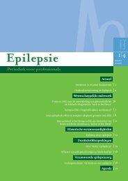 maart 2006 - Nederlandse Liga tegen Epilepsie