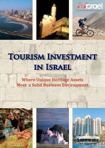 tourism - Invest in Israel