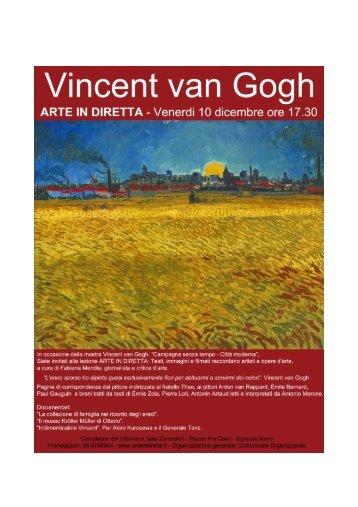 Vincent van Gogh - Romamoda.it