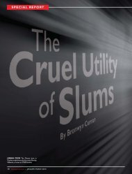 The Cruel Utility of Slums - Development Asia Issue No. 6 Special ...