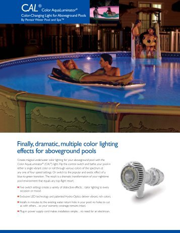 CAL - Cheap Pool Products