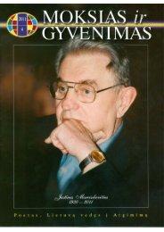 4. Užkrečiamosios ligos Lietuvoje