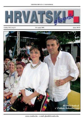 31. broj 30. srpnja 2009.