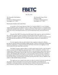 July XX, 2012 The Honorable John Boehner The Honorable Nancy ...