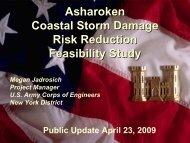 presentation slides - New York District - U.S. Army