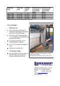 Special Offer for Sludge Dewatering ! - Lenser Filtration GmbH + Co. - Page 2