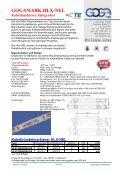 Kabelmarkierer für Thermotransferdrucker - Gogatec - Seite 3