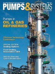to read article featured in April's Edition of Pumps ... - U.S. Seal Mfg.