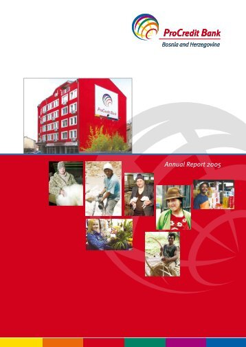 Annual Report 2005 - ProCredit