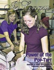 Power of the Pop-Tart - Junior League of Lubbock