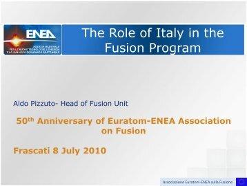 ITER - ENEA - Fusione