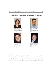 ALVENARIA ARMADA - Departamento de Engenharia Civil