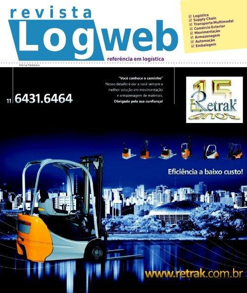 Edição 75 download da revista completa - Logweb
