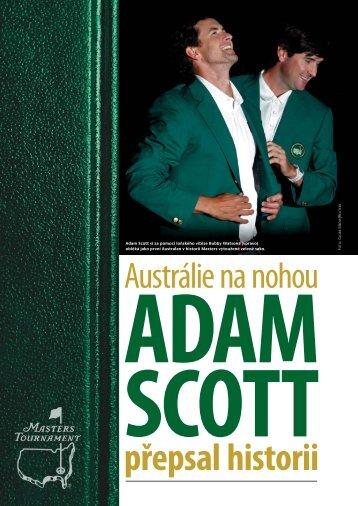 ADAM SCOTT přepsal historii - Golfplus Media