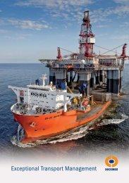 Exceptional Transport Management - Dockwise