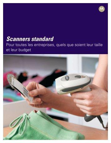 Scanners standard - Motorola Solutions