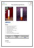Wall mountable cigarette bins - Page 6