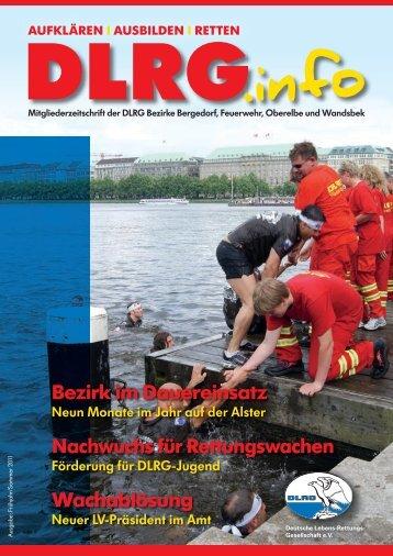 DLRG.info 1/2011 - DLRG Bezirk Bergedorf eV