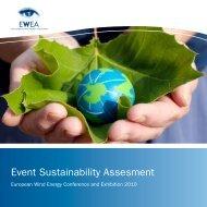 EWEC2010Event_Sustainability_Report.pdf ( 0,88 MB ) - GCB