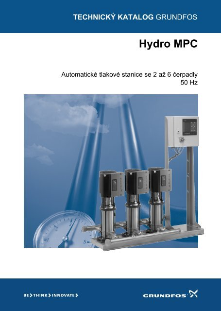 GRUNDFOS - Hydro MPC - Marcomplet