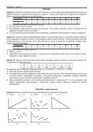 Statystyka – zajęcia 2 ĆWICZENIA Zadanie C1. Dziesięciu ...