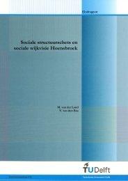 Sociale structuurschets en sociale wijkvisie Hoensbroek - Forum ...