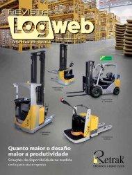 Edição 135 download da revista completa - Logweb