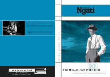 Ngati - New Zealand Film Commission