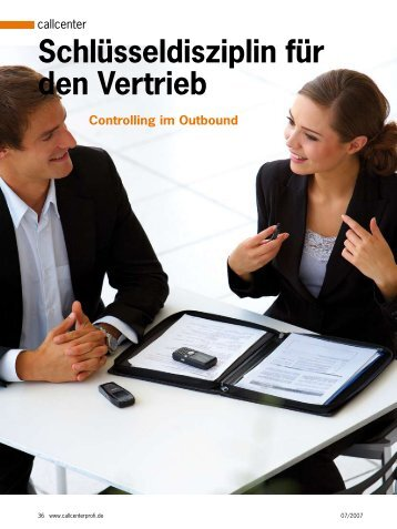 Outbound Controlling - Marketing Resultant GmbH