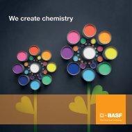 We create chemistry - BASF Italia